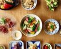 【記念日にオススメ】デザートプレート×鯛の炊きたて羽釜ご飯7品【乾杯スパークリング付き】