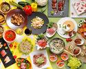 Dinner buffet private room plan