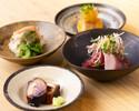[Night course] Omakase (appetizer + grip) 18,000 yen