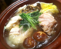 Natural Honor (Que) Nabe Course (5000 yen)