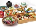 平日お昼×個室!旬菜14種盛合せ・鰹たたき等 全7品20種【かんざし御膳】