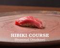 響 Hibiki Course (Seasonal Omakase)** RM480++