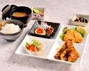 【ランチ×平日限定×極味膳】☆選べるドリンク&デザート付き☆極味膳!やまとの人気料理4種盛り