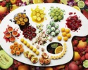 ● 【Weekday】Colorfruits Dessert Buffet  (65 years old and over) @3300 Yen(Regular Price)