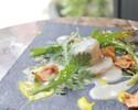 【カジュアルな雰囲気で食事を楽しむ】季節の食材をテーマにしたディナーコース 全7品