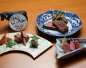 Course meal of all kinds of Wagyu beef (Halal) dishes 55,000JPY (Over 10 People)