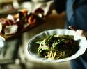 『記念日ランチ・お祝いランチ・女子会ランチ』三越前直結。日本橋のオーガニックイタリアンで旬の秋野菜と自慢のお肉・パスタを楽しむコース