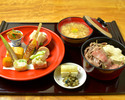 ■選べるお好みご飯 彩り八寸と湯葉椀 【舞 花】