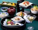 【7月ディナー】文月膳料理