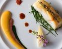 【乾杯シャンパン&フリーフロー!】魚料理も肉料理も愉しむ全5品 星獲得レストランの味を