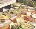 週末限定!お肉もお料理も贅沢に♪ランチ食べ放題コース