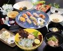 【おすすめ寿司コース】加茂川