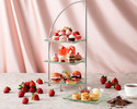 Seasonal Afternoon tea set ~ Strawberry and Chocolate Afternoon Tea ~