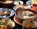 [仅二月]冬季特别宴会(午餐/晚餐)