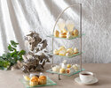 Seasonal Afternoon tea set ~ WHITE AFTERNOON TEA ~