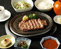 Beef Steak (Sirloin 150g) Lunch [Seryna SHINJUKU]