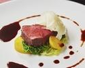 【CHEF'S SELECTION DINNER】旬の食材を使用した全6品至極のイタリアンディナー