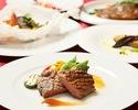 【SPECIAL LUNCH】島根地産野菜の前菜からメインが牛フィレ肉のグリルなど 全5皿ランチフルコース(平日)