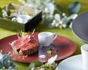 【個室優先】深谷和牛のグリル&縞鯵のポワレのWメインにフォアグラなど贅沢な旬食材を愉しむ全7品!