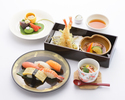 Children's meal (Sushi)