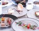 【加賀野菜と旬の食材を使ったオリジナルコース】秋のパーティープラン Platinum<プラチナ>【飲み放題なし】