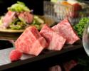 (昼)神戸牛×飛騨牛食べ比べランチ【Premiuml】特別価格4,000円(税別)