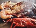 【10月】オマール海老やアンガス牛ステーキやスイーツが食べ放題★120種類ディナーブッフェ