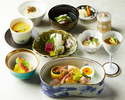 """【Lunch - Official Online Special】""""Shikisai"""" Lunch with One Complimentary Drink"""