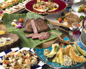 Beef Steak,Seafood Bowl★ Holiday Lunch Buffet Senior (65 years and up)