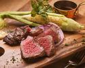 平日限定3H飲み放題付きベル・オーブ厳選3種肉グリルコース