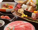 Beef Lover`s Matsutake mushroom Sukiyaki Course