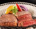 SumibiYaki Steak Banyou course (Finest)