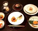 후쿠이 (개인 다이닝 룸)의 요리를 제공하는 De Luxe 메뉴