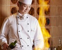 [Additional discounts by credit pre-settlement! ! ] Sunday limited special teppanyaki dinner