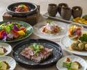 【Dinner】 1899 Party Plan 5000 yen course