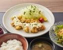 Broiled Hyugadori Chicken Thigh & Tsukune