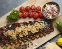 Kopi 'C' Flavoured BBQ Pork Spareribs