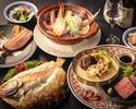 Shun Kaisen(Seafood Course)