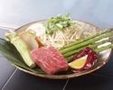 鉄板焼き&ステーキランチ フィレ肉(50g)