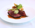 [Lunch] Bavette steak lunch 150 g