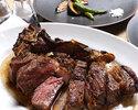 【ディナー】雲丹や和牛、牛タン、フィレ肉や真鯛など豪華食材を使用した全6品<Signature Course>