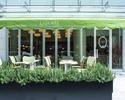 【テラス確約】11:00予約限定 ラデュレのメイン料理 ドリンクセット