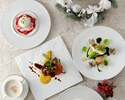【12/22 ~ 25】 Christmas Elegance Lunch (11: 30/13: 45)