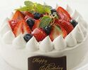 [Options] whipped cream cake 12cm ¥ 3,080 (10%)