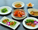 【Dinner Course】7/1~ ホーカーズコース 3500円