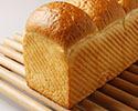 「山型の食パン」
