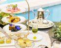 【3段ティースタンド付ランチ】乾杯ロゼ&カフェフリー!アフタヌーンスタイルを愉しむレディースランチ!