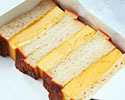 「厚焼きたまごサンドイッチ」 ※10時以降の受取り
