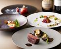 【2019 Noël ディナー】フカヒレとフォアグラのスープ、Wメインはマトウタイ&京カモ胸肉!贅沢フレンチ全6品