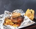 【おすすめ!】フォアグラ+ホイル包み焼きハンバーグランチ